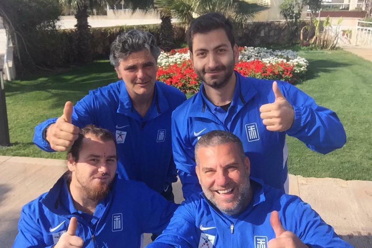 Η ΕΘΝΙΚΗ ΟΜΑΔΑ ΤΕΝΙΣ ΜΕ ΑΜΑΞΙΔΙΟ, ΠΡΩΤΗ ΣΤΟ «BNP Paribas World Team Cup»