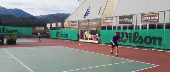 Σε εξέλιξη το  «Κολοκοτρώνεια Tripolis Tennis Open 2016»