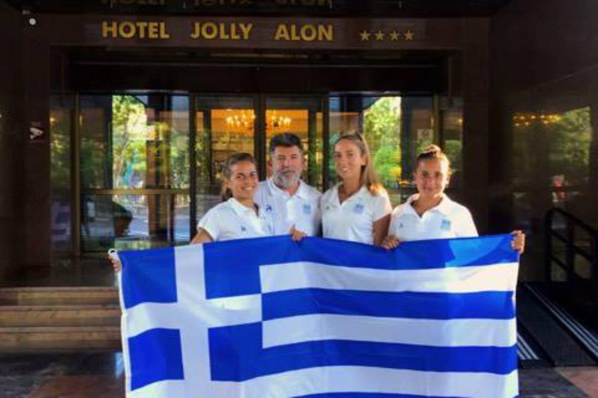 Νίκες για Ελλάδα και Κύπρο στο Fed Cup