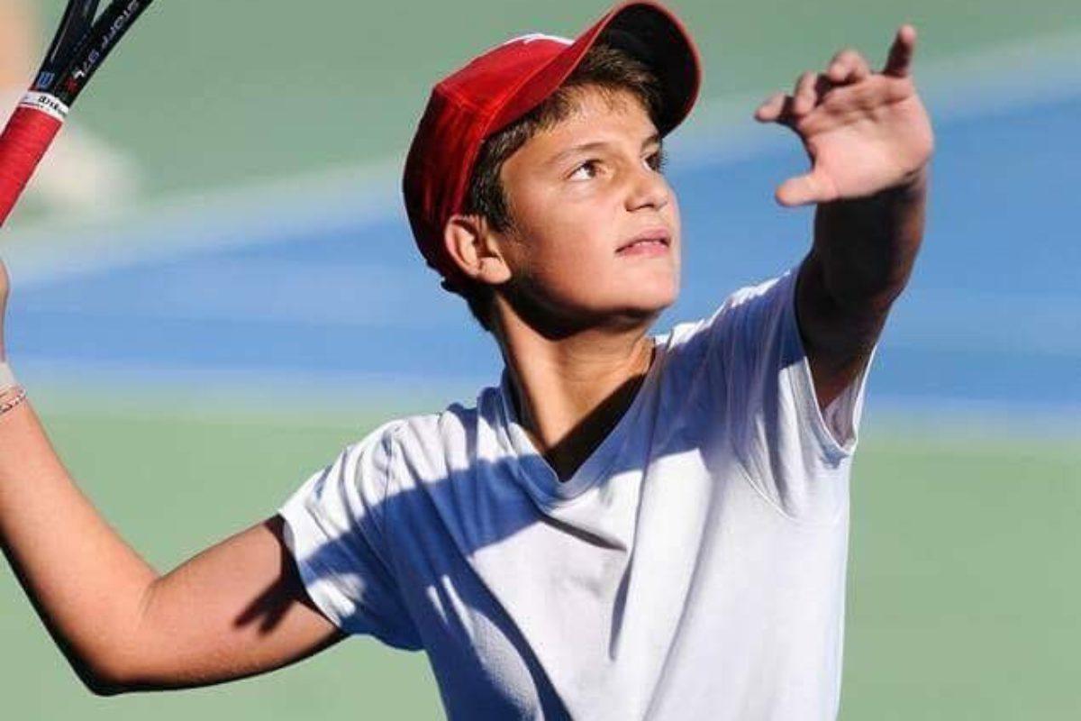 Ο Μητσάκος στα ημιτελικά του VLTC Tennis Europe U14 στη Μάλτα