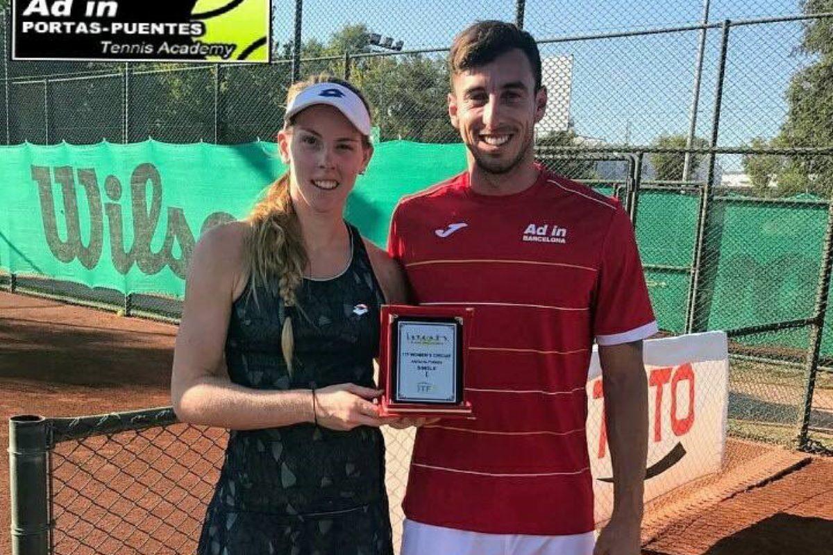 Η Παπαμιχαήλ πρωταθλήτρια στην Τουρκία