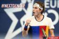 Ο Τσιτσιπάς στο Next Gen ATP Finals ως alternate