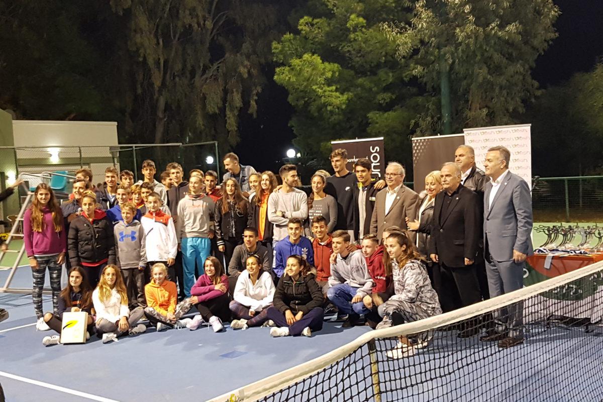 Juniors Masters 2017-Χαλκίδα