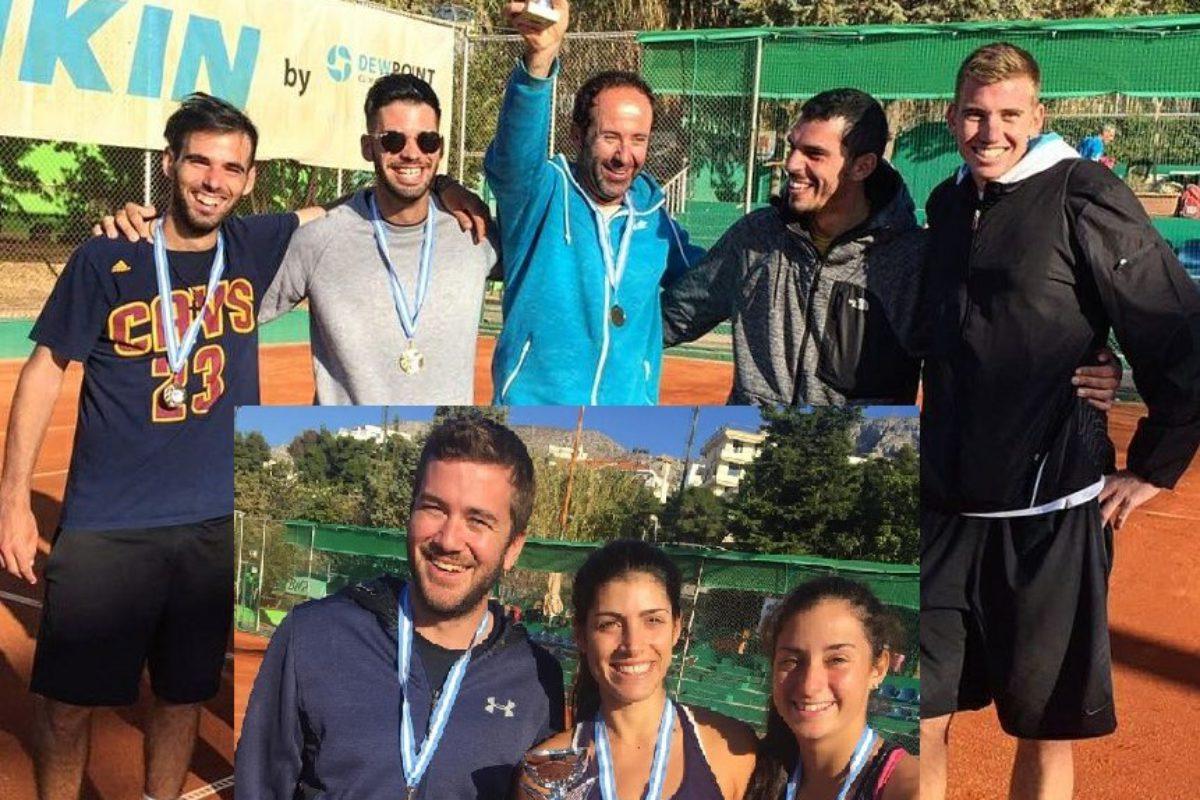 Διασυλλογικό Πρωτάθλημα 2017 – Αποτελέσματα & Φωτογραφίες