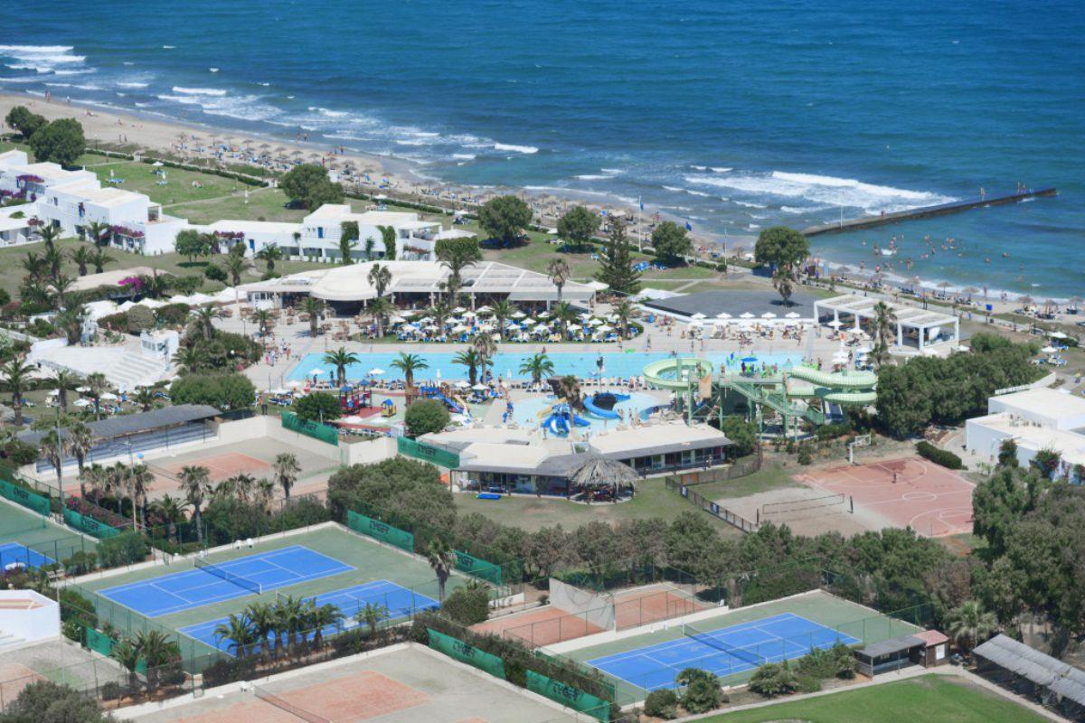 Προημιτελικοί χωρίς Ελληνικές συμμετοχές στο 10th Lyttos Beach ITF Pro Circuit