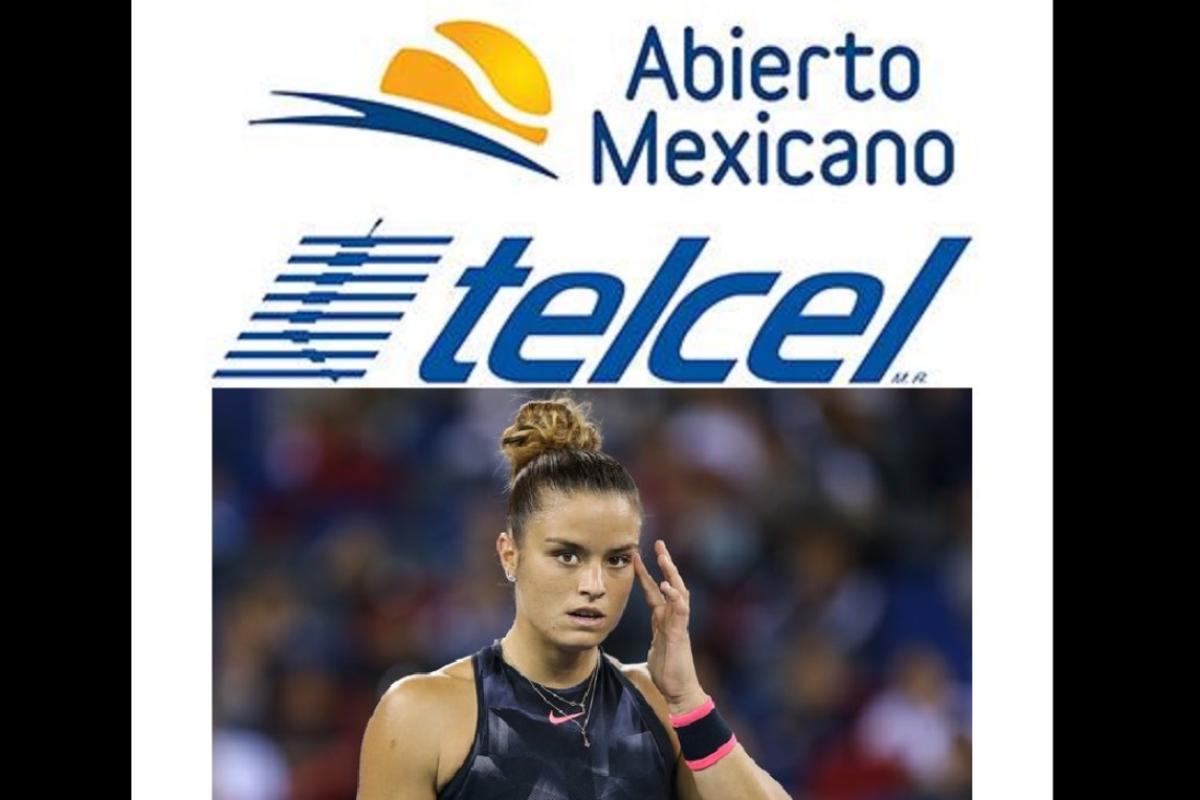 Δεν τα κατάφερε η Μαρία στο Abierto Mexicano Telcel