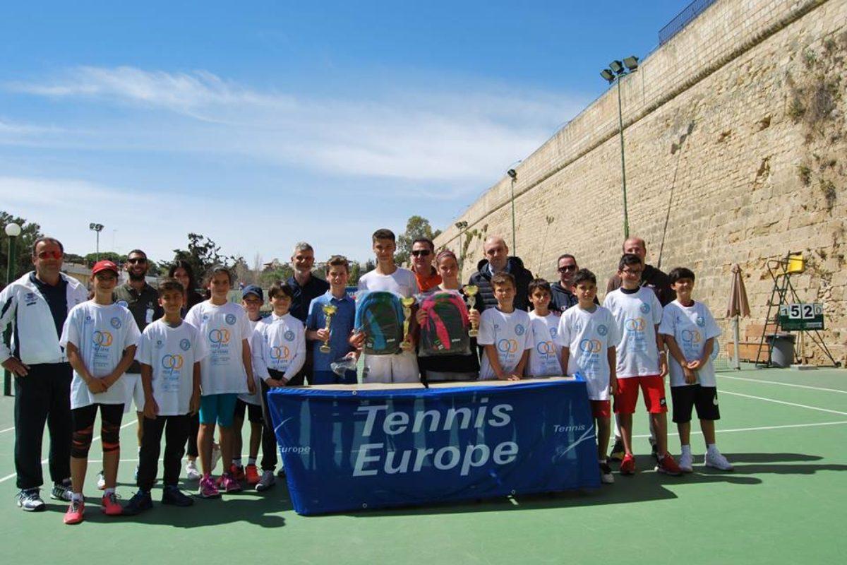Μητσάκος και Παύλου πρωταθλητές στο U14 του Ηρακλείου