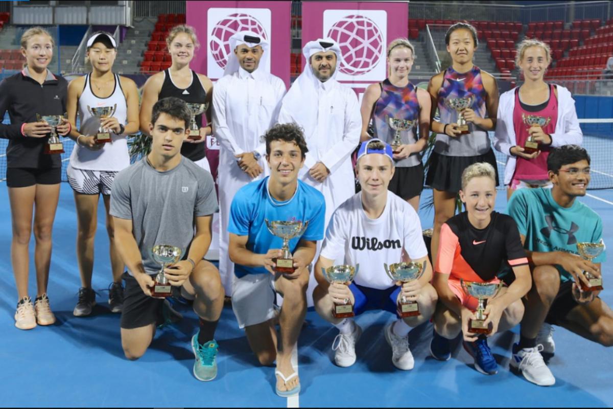 Ο Ρουμπής 2η θέση στο διπλό του Qatar