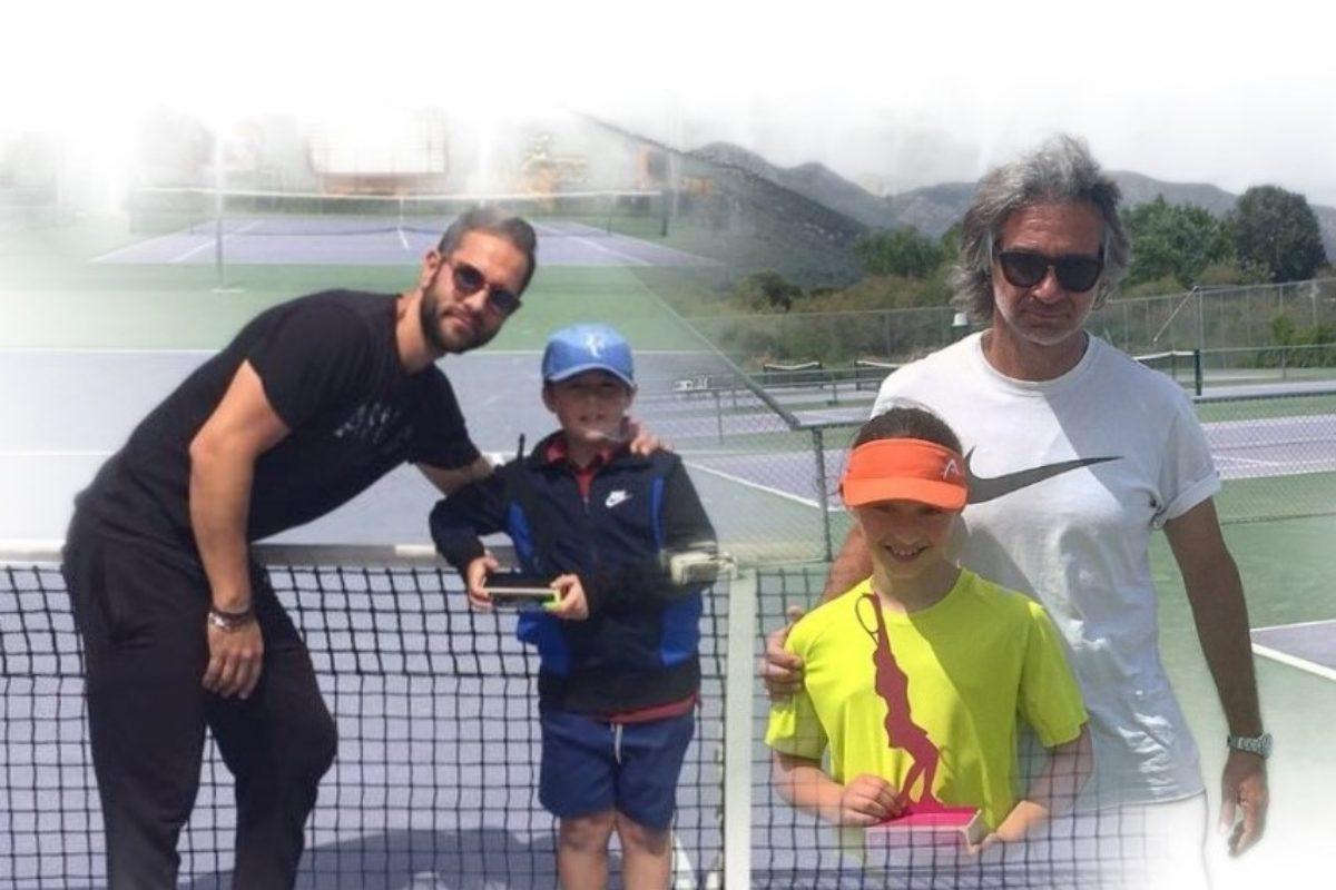 Οι 10χρονοι πρωταθλητές Ελλάδος στο τένις