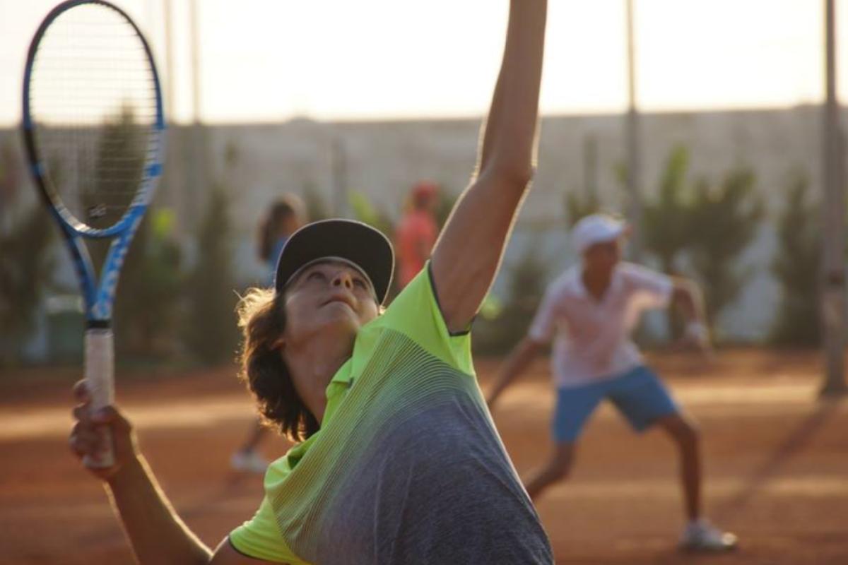 Αντισφαίριση – Διεθνείς αγώνες  juniors με Ελληνικό ενδιαφέρον