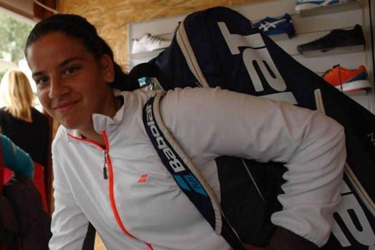 Η Παύλου στον τελικό του Tirana Open U16