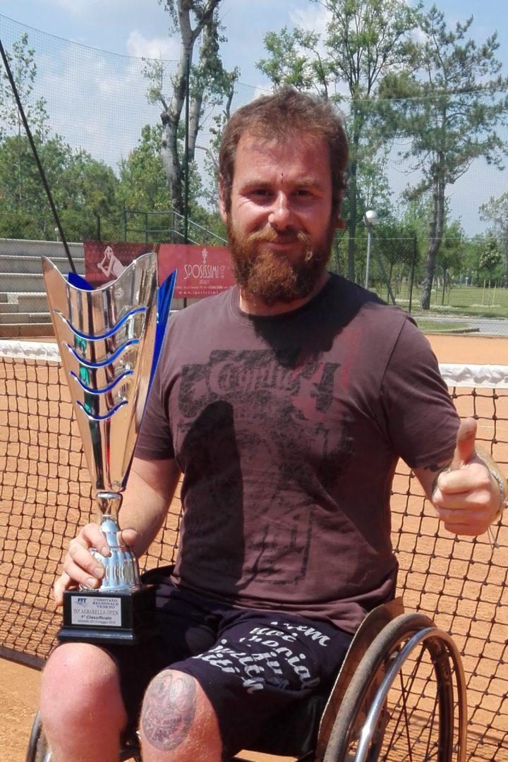 Ο Σ. Διαμαντής πρωταθλητής στο Albarella Open