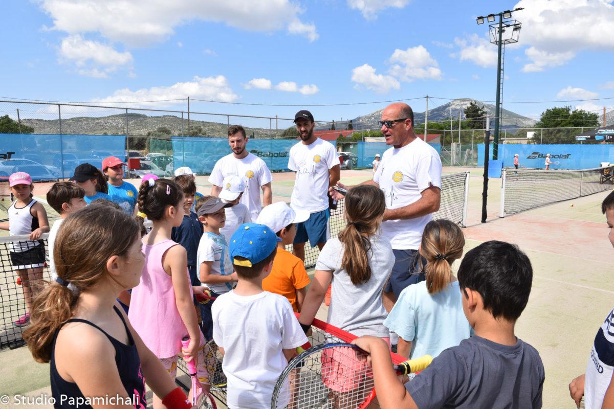 Tennis Festival Φωτορεπορτάζ