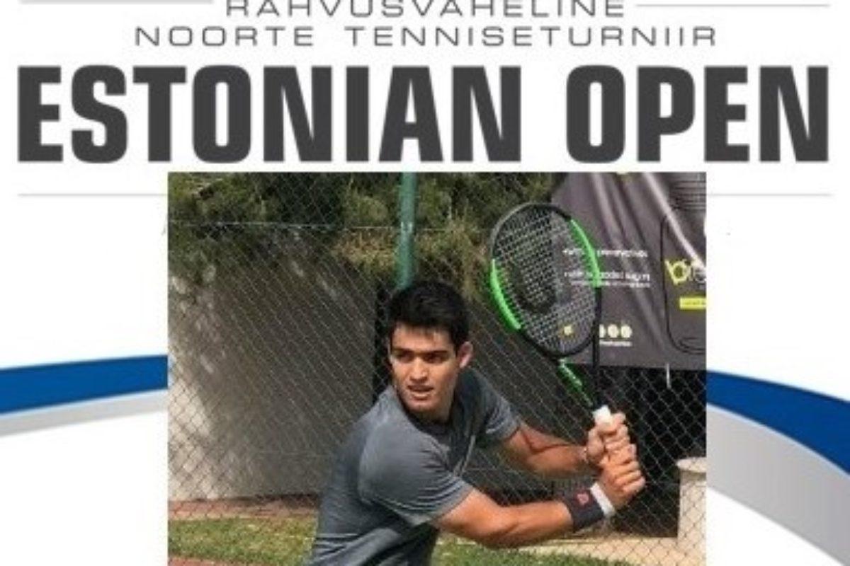 "<span class=""hot"">Νέο <i class=""fa fa-bolt""></i></span> Ο Ρουμπής στους 8 του Estonian Junior Open"