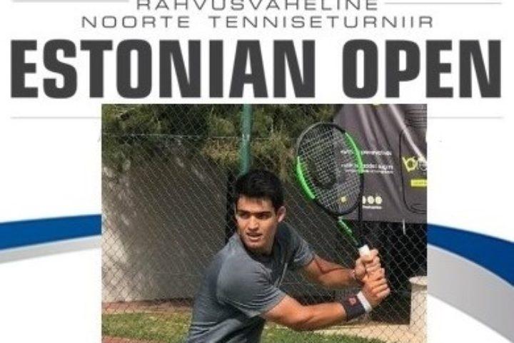Ο Ρουμπής στους 8 του Estonian Junior Open