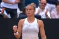 Η Σάκκαρη νίκησε την Pliscova και παίζει με την Kerber