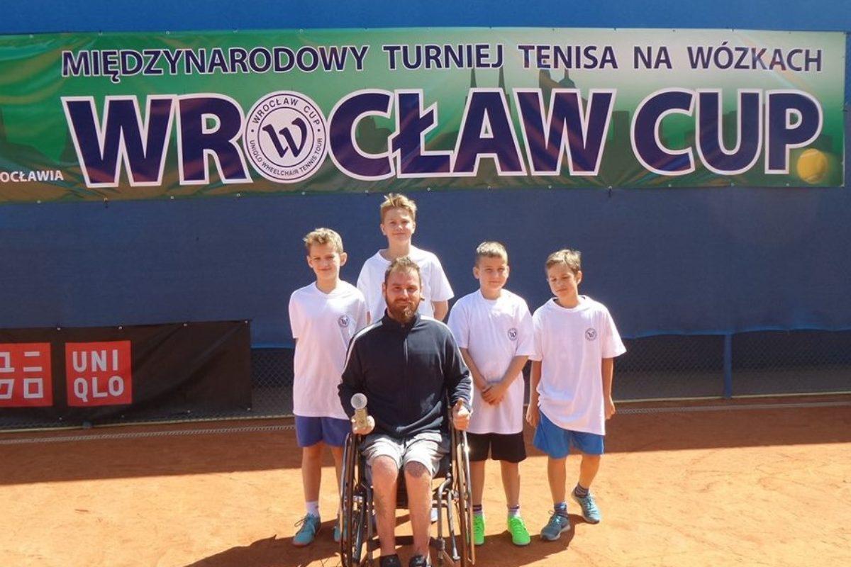Ο Στέφανος Διαμαντής πρωταθλητής του Wroclaw Cup