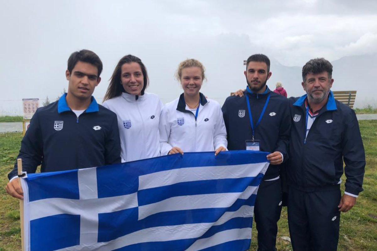 Στο Klosters για το Πανευρωπαϊκό  Πρωτάθλημα U18