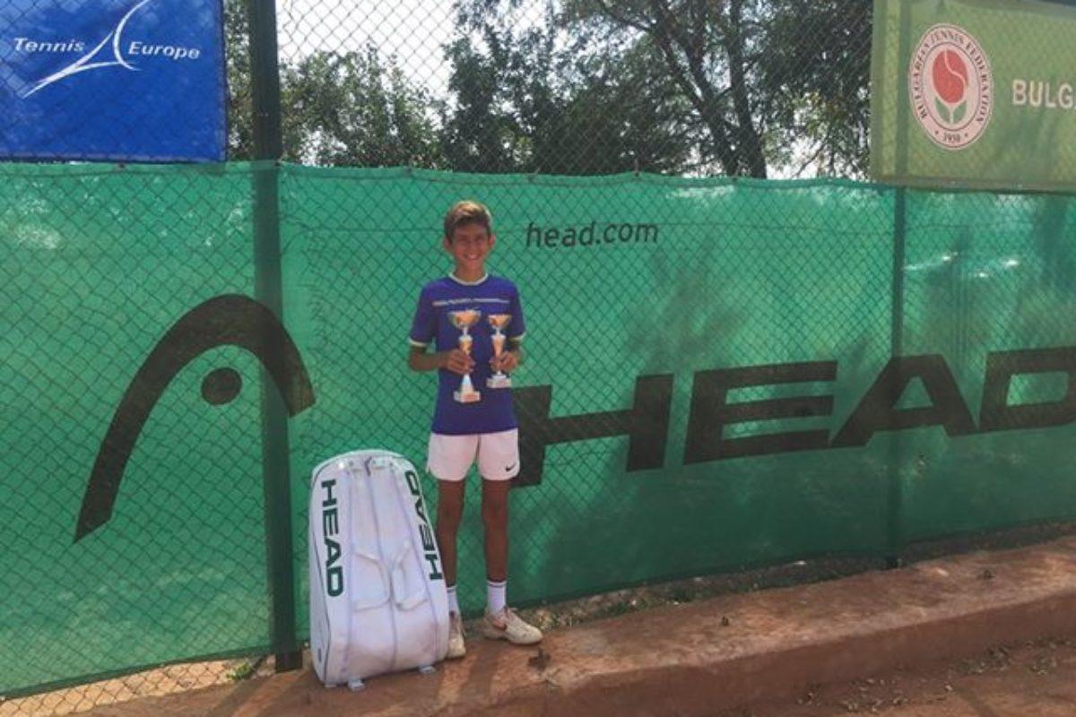 Ο Σπύρου πρωταθλητής του Reduta Cup 2018