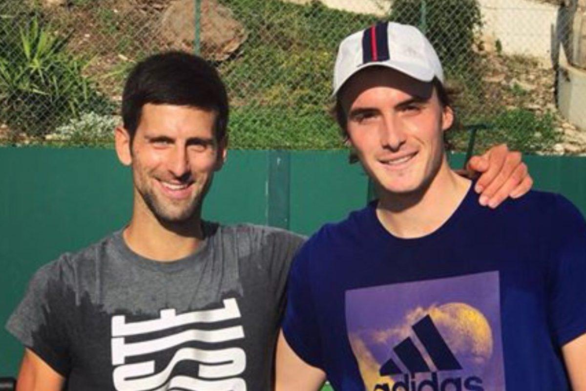 Τσιτσιπάς vs Djokovic στο Rogers Cup