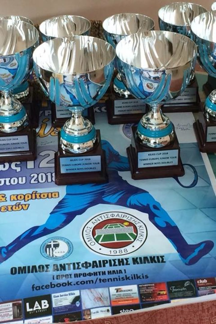 Kilkis Cup – Τελικά αποτελέσματα