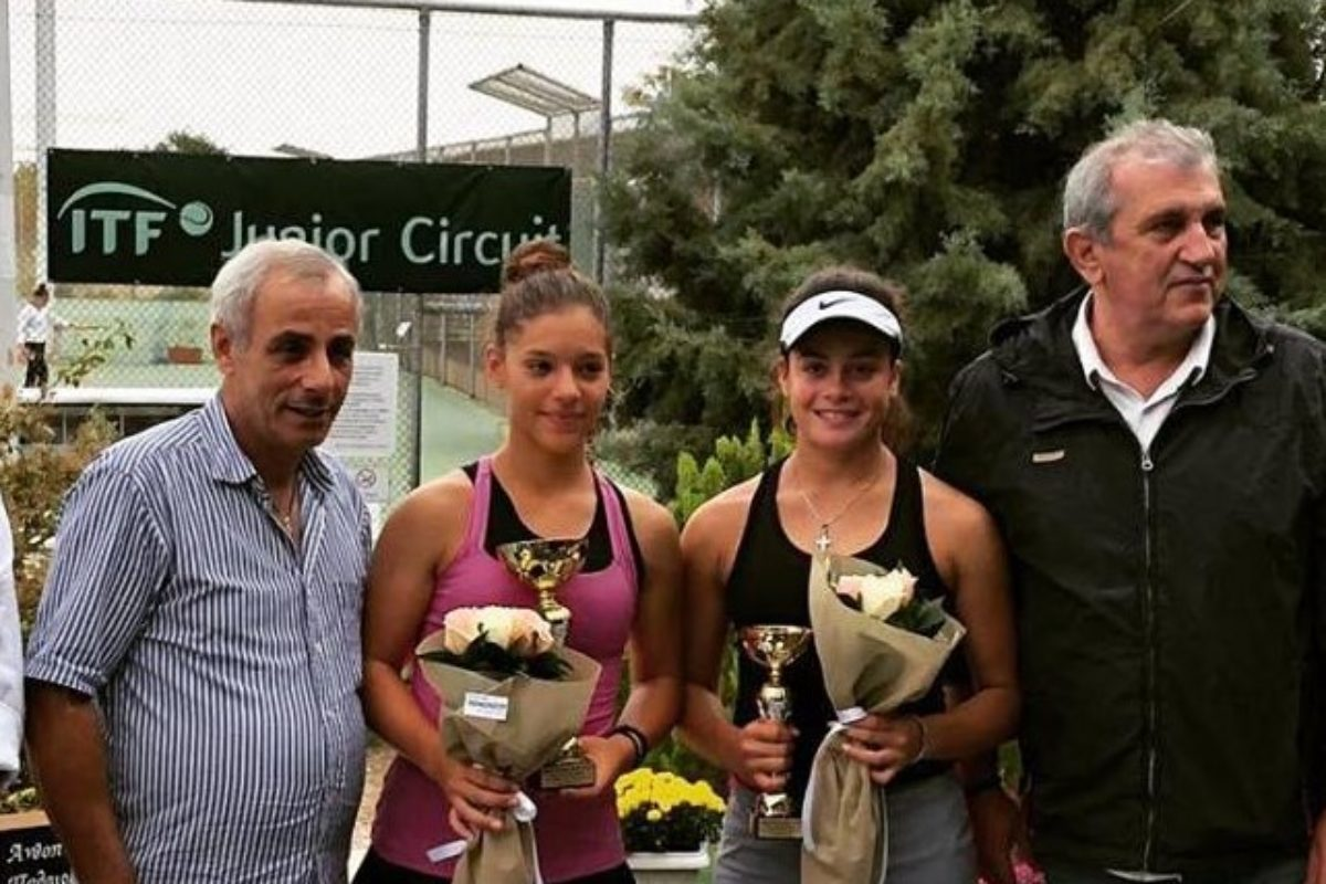Λάκη και Ξυλάς οι νικητές του Cosmote Mytilene Junior Cup 2018