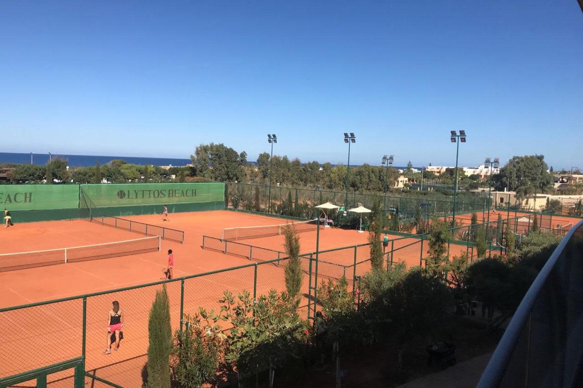 13th Lyttos Beach ITF Pro Circuit