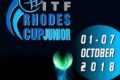 ITF Rhodes Cup Junior 2018 (4/10/18)