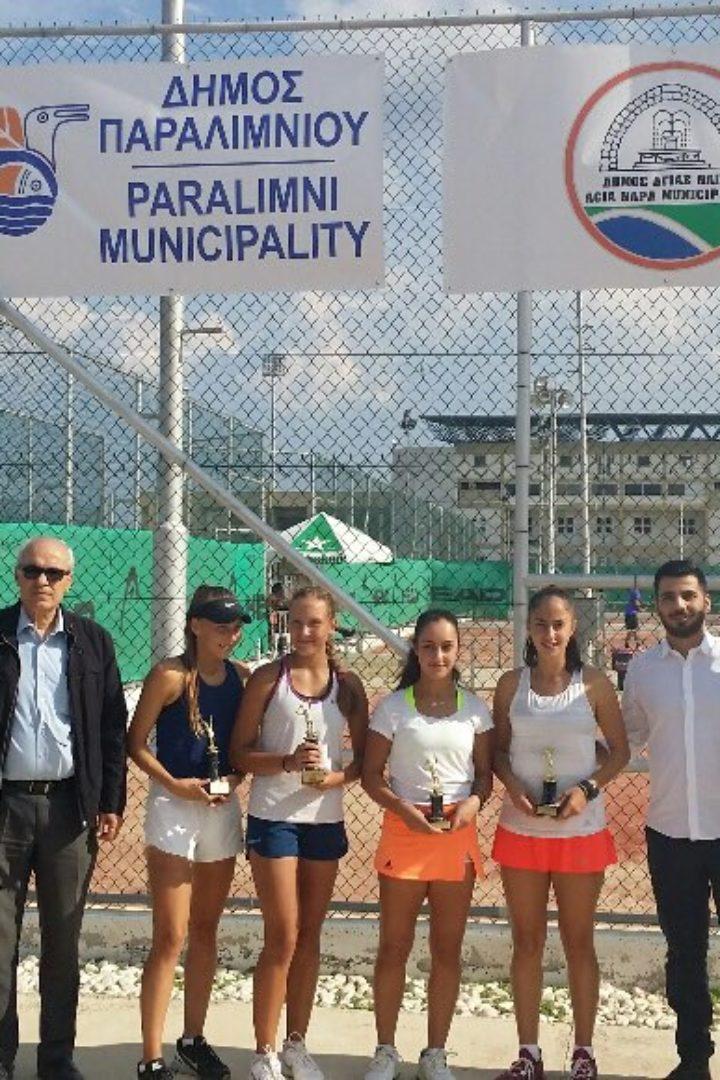 Αποτελέσματα Ayia Napa – Protaras Junior Tournament.