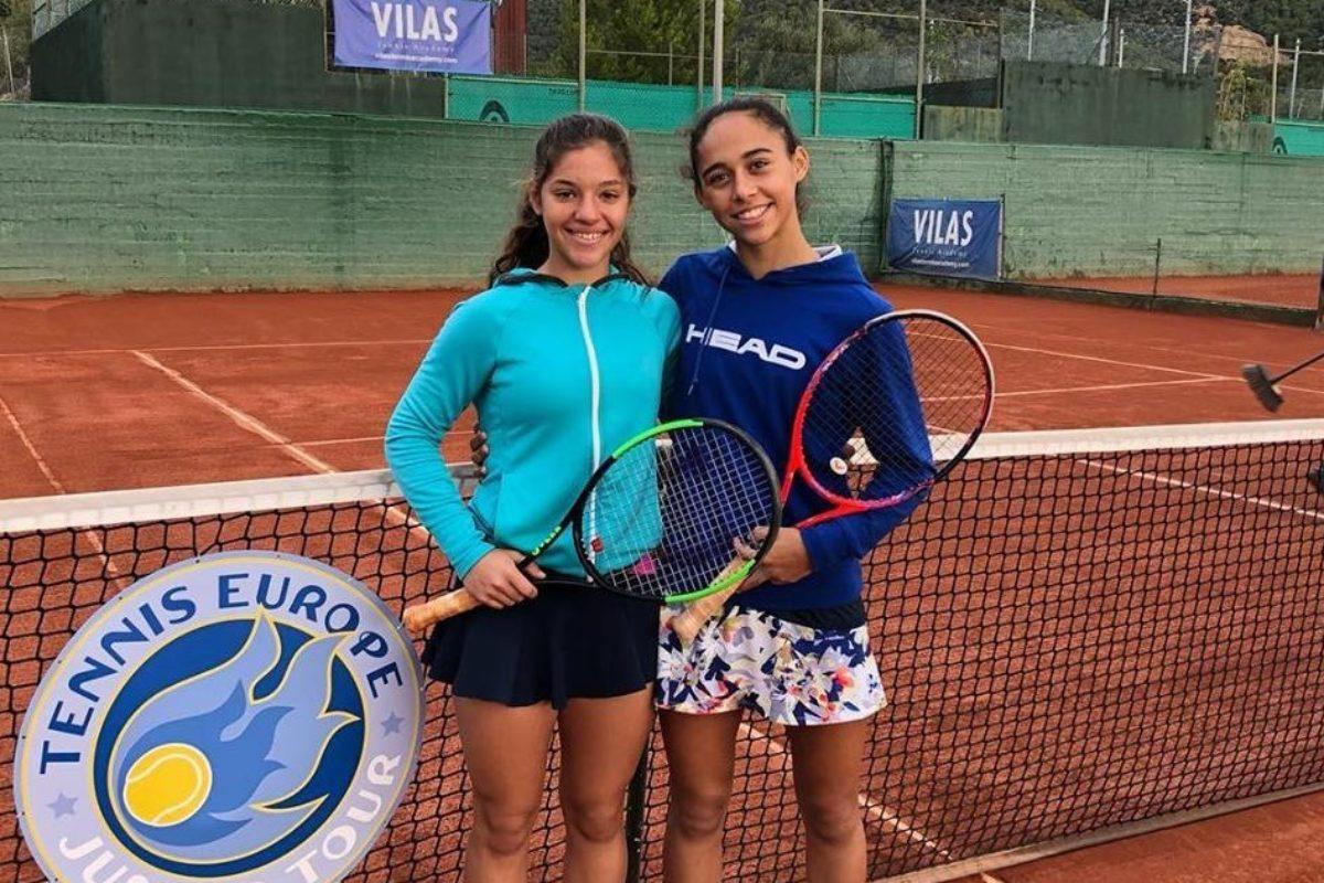 Λάκη και Πήττα πήραν τα έπαθλα του Vilas Trophy