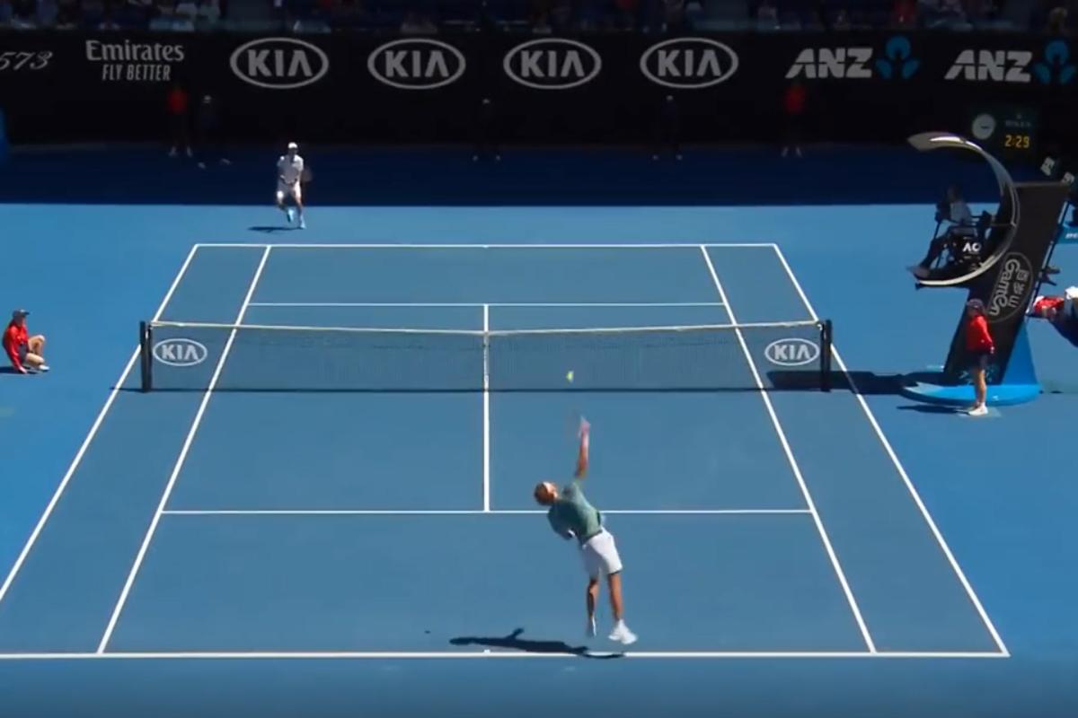 Οι άσοι του Στέφανου στα προημιτελικά του Australian Open