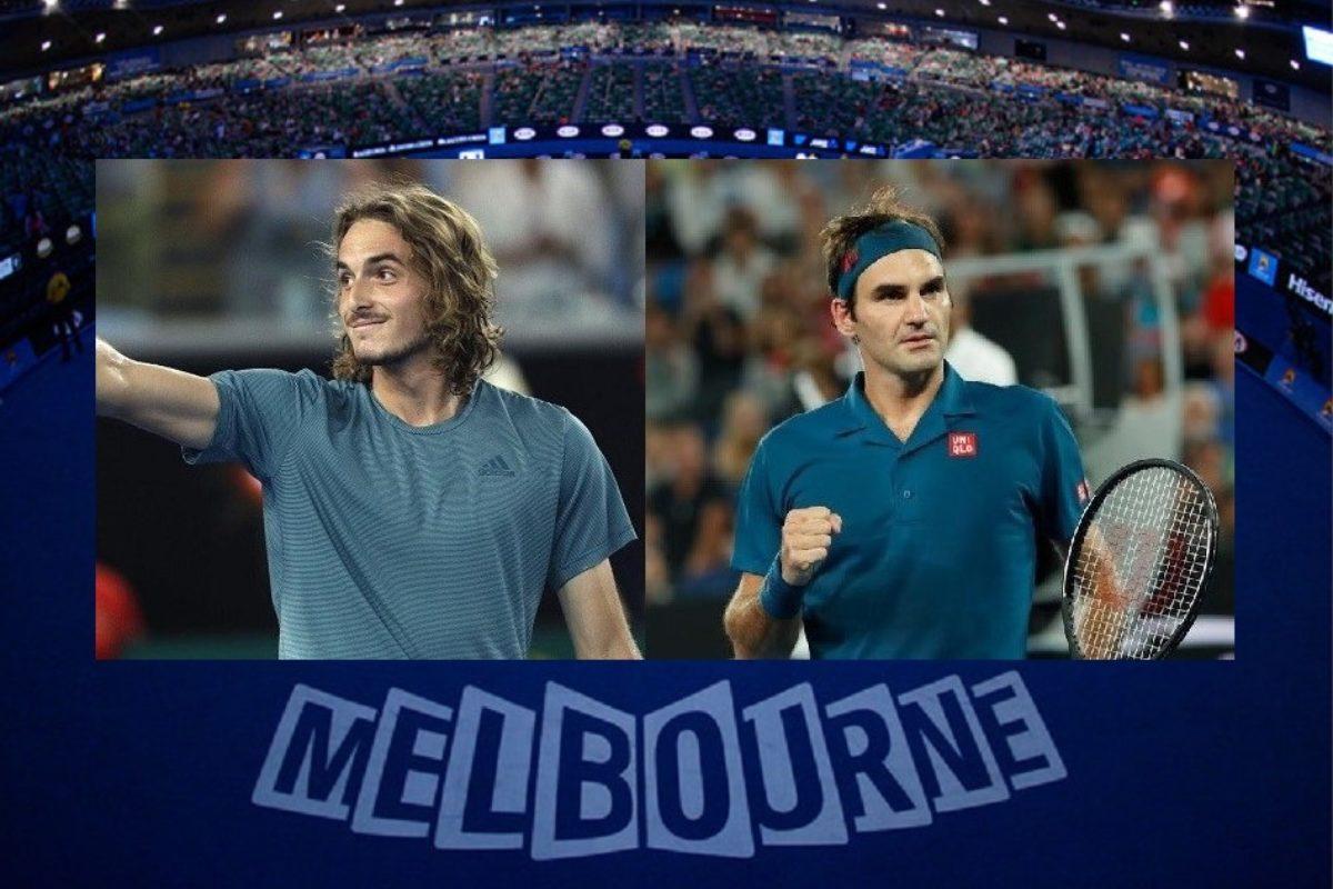 Τσιτσιπάς vs Federer την Κυριακή στη Μελβούρνη