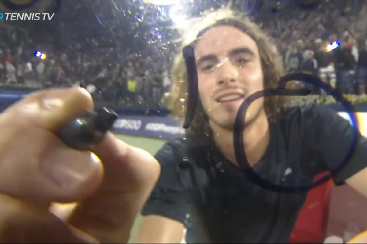 Top 10 ο Τσιτσιπάς και τελικό με Federer (video SF)