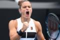 Η Σάκκαρη πέρασε στο 2ο γύρο του Miami Open (video)