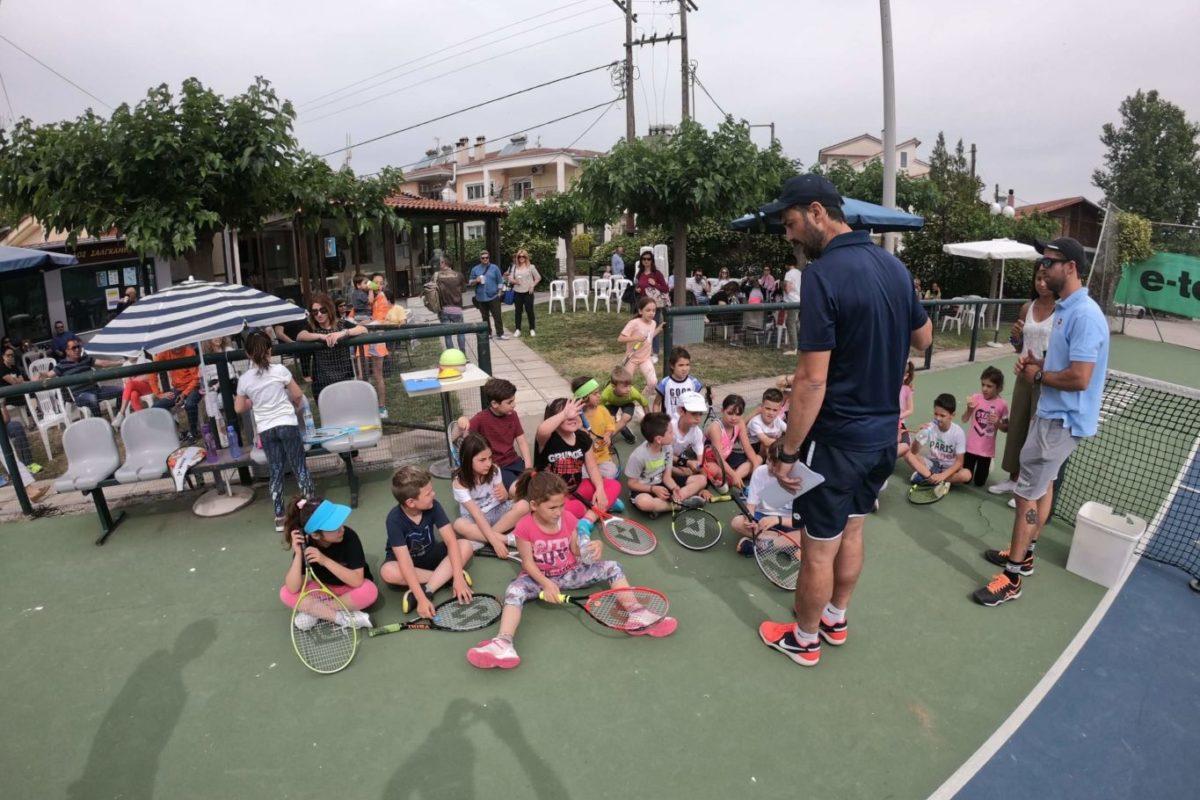 Παιδικό πρωτάθλημα Κεντρικής Ελλάδας 2019