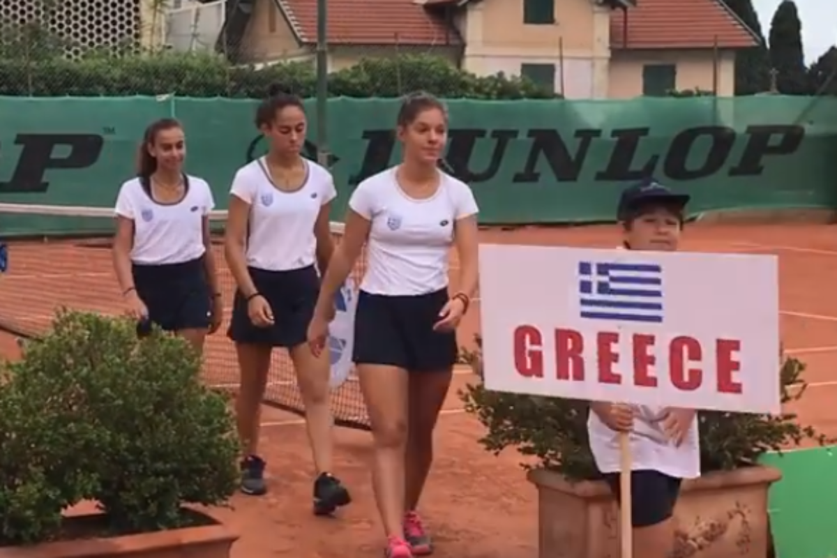 Τελικοί Κοριτσιών U14 – European Summer Cups 2019
