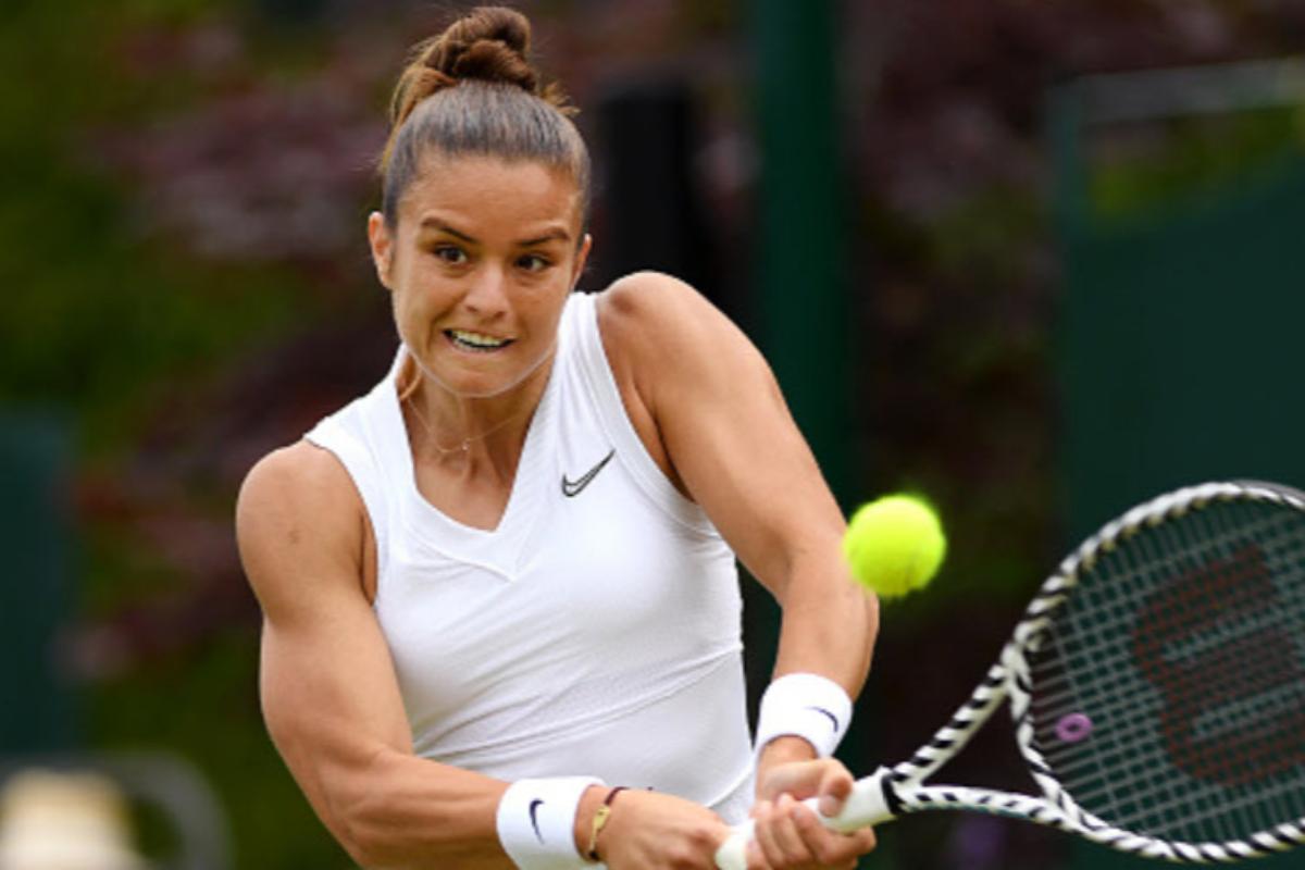 Η Μαρία αποκλείστηκε στον 3ο γύρο του Wimbledon