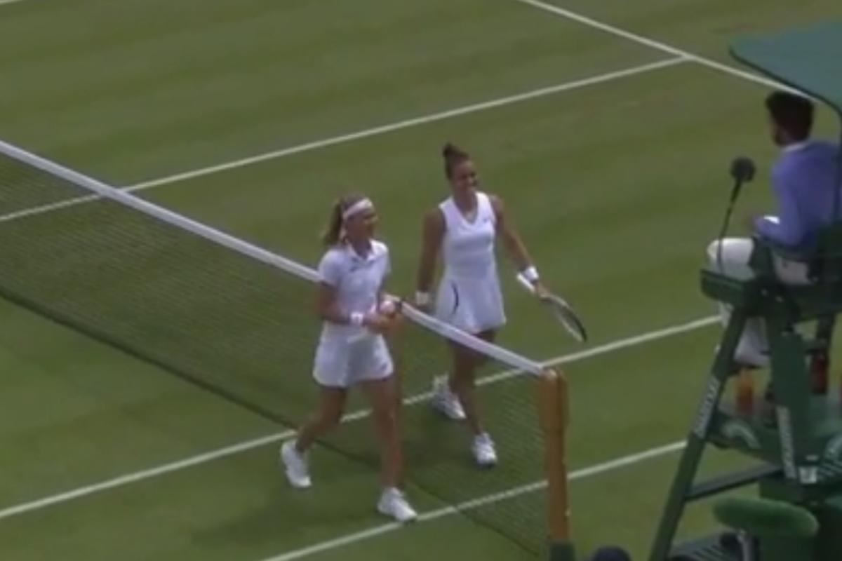 Η Μαρία εύκολα στον 3ο γύρο του Wimbledon