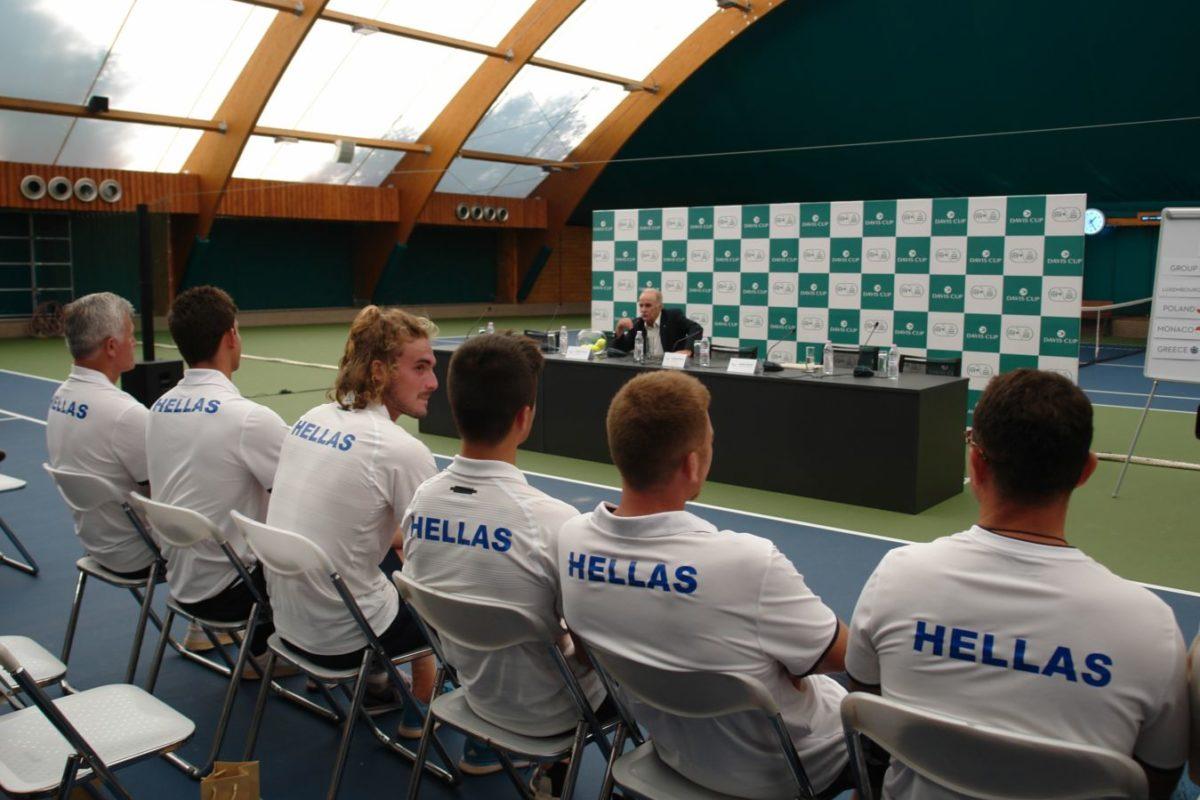 Η κλήρωση του Davis Cup. Οι αντίπαλοι της Εθνικής μας