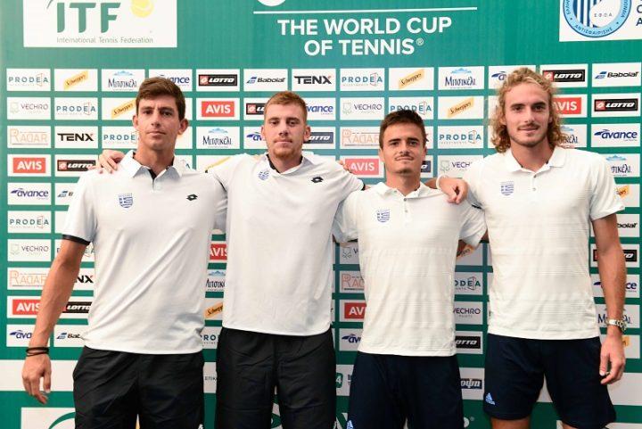 Davis Cup. Προκριθήκαμε στα play off του World Group II