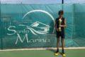 Ο Σπύρου, 2η θέση στο Bulgaria U14