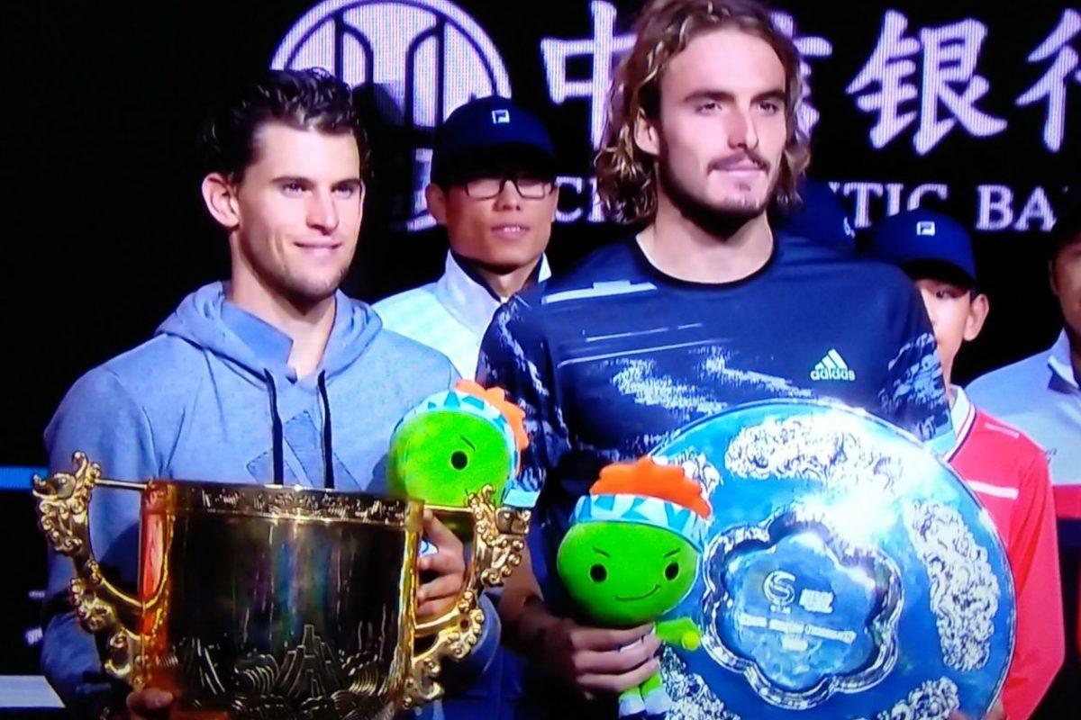 Πικρό χαμόγελο στον τελικό του China Open