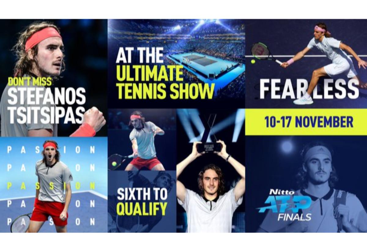 Ο Τσιτσιπάς εξασφάλισε τη συμμετοχή του στο 2019Nitto ATP Finals