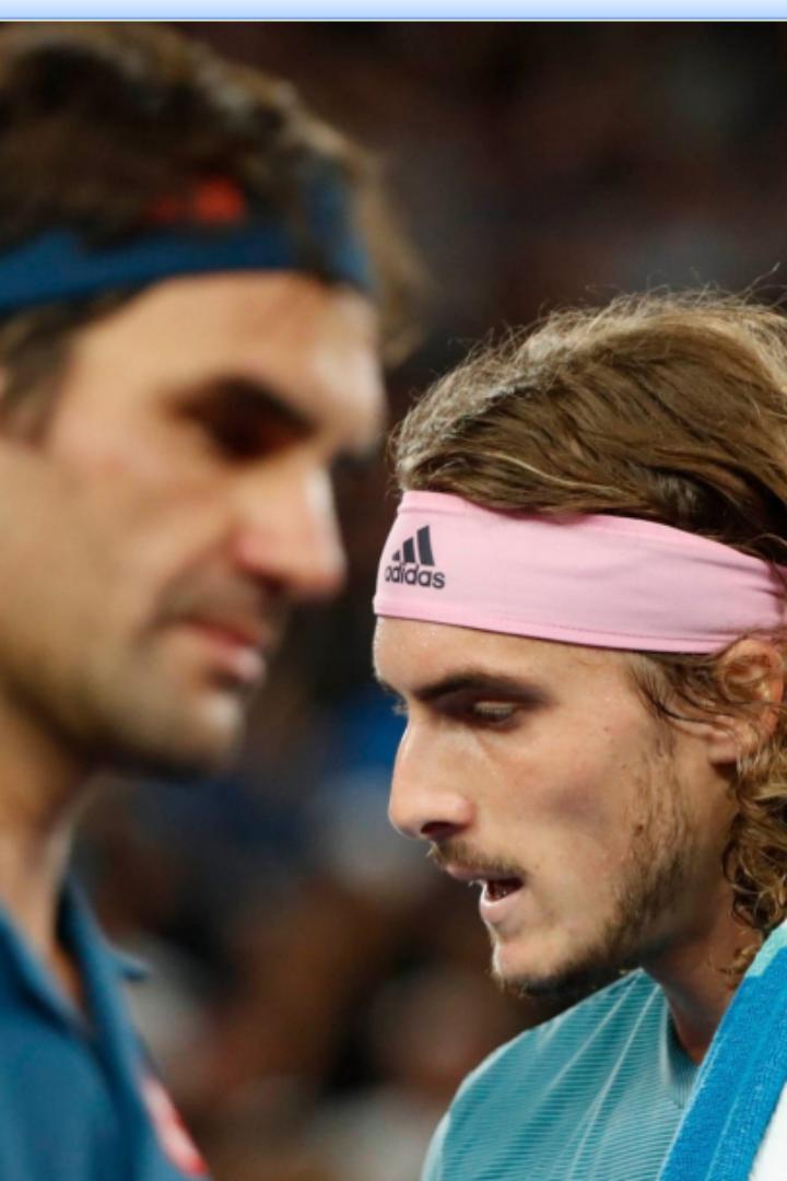 Τσιτσιπάς vs Federer στα ημιτελικά του Swiss Indoors