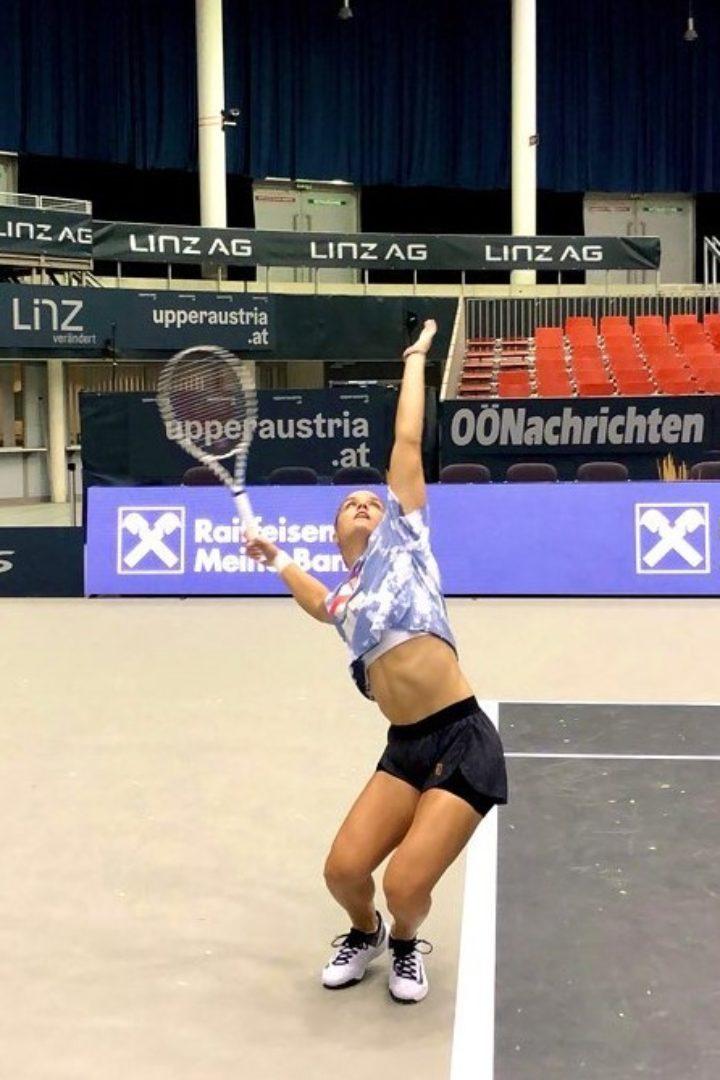 Στο Upper Austria Ladies Linz η Σάκκαρη