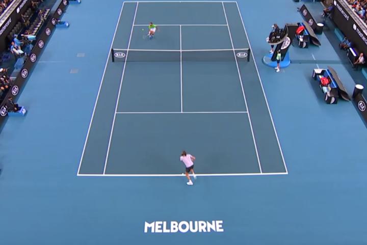 Εξαιρετικό ξεκίνημα για Τσιτσιπά και Σάκκαρη στο Australian Open