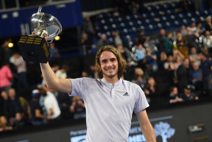 Ο Τσιτσιπάς πήρε τον τίτλο στη Μασσαλία για 2η συνεχόμενη φορά