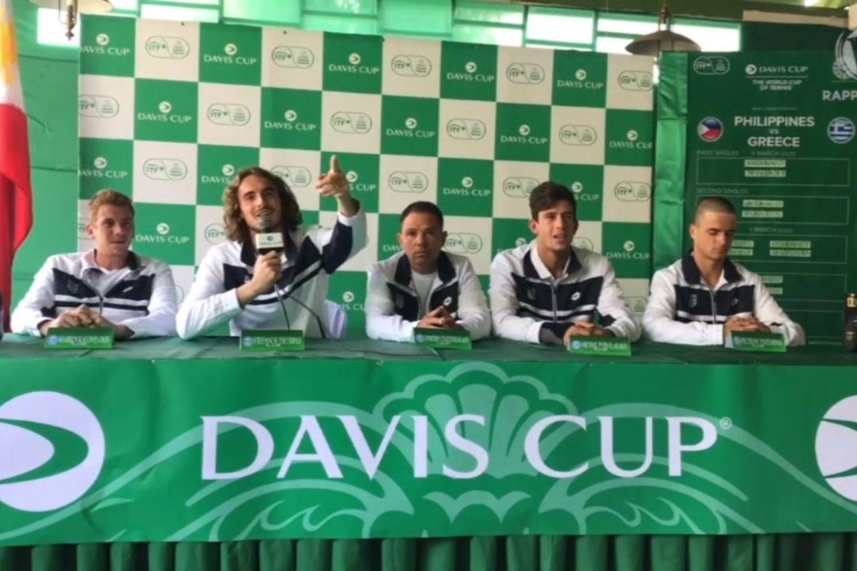 Άνοδος της Ελλάδας στο World Group II του Davis Cup.