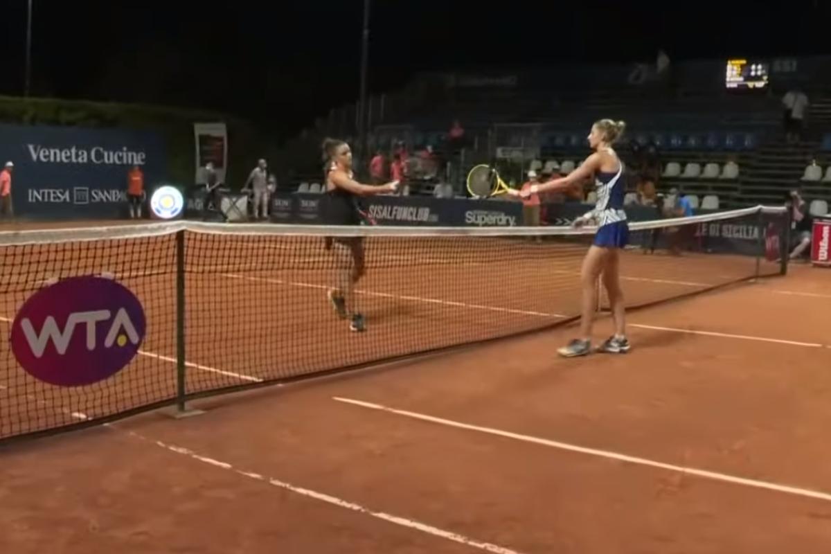Ήττα της Σάκκαρη στο Ladies Open του Παλέρμο (highlights)