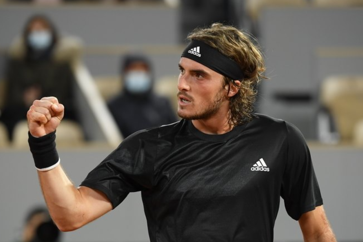 Ο Στέφανος λύγισε στο 5ο σετ στα ημιτελικά του Roland Garros